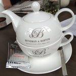 Verzord kopje thee met heerlijk veel keuze in soorten
