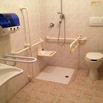 bagno disabili