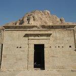 Temple at Deir el - Mdina