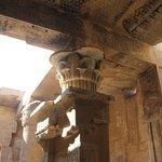 The Temple at Deir el - Medina