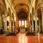 Interior of Church of San Domenico