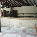 Closed Pool Bar...