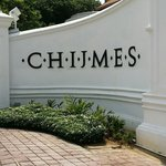 Chijmes... very peaceful