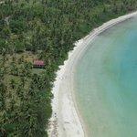 Mutiara Beach @ Telok Dalam Bay... the beach club