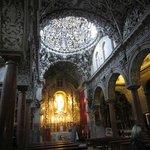 intérieur baroque