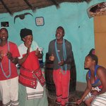 Xhosa Family Singing Traditional Songs