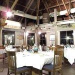Restaurant Lucayan interior
