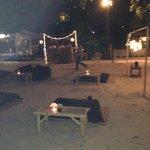 The night bar at O.P
