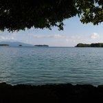 View from Munda Island