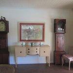 Beautiful old Clocks At Cornerway House