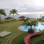 Resort ground
