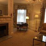 Stunning lounge!