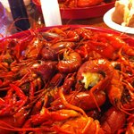 Boiled crawfish!