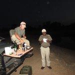 Evenig Safari Break With Drinks