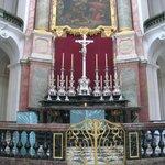 Lovely altar