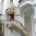 Beautiful pulpit