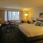 Grand hyatt Denver Room