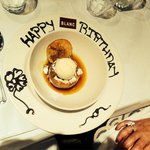 Birthday celebrations at Brasserie Blanc, Leeds