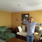 Unit #14 Living Room