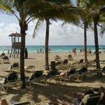 Hermosa playa!!