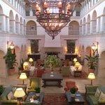 Cloister lobby
