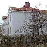 Mannerheim museum side