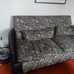saggy sofa bed