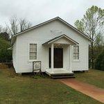 The church where Elvis first sang gospel music.