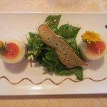 asparagus and tuna mouse