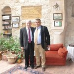 40 yillik dostum Dr.Mansur'la