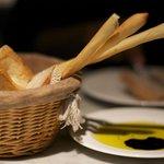Breadsticks for the starter