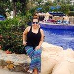 At barcelo! Manzanillo