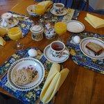 Breakfast - lovely