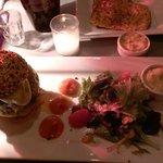Summum burger foie gras... outchhh