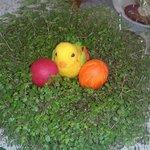 Easter in Café Anton.