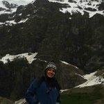 Al  pie del cerro Tronador