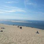 La dune et le banc d arguin