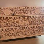 sarcofago al museo