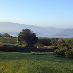 Early morning mist over the Killarney Lake & National Park