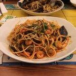Really good Italian food! 👍👍👍