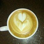 Proper coffee!