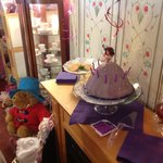 Fun Princess Cakes