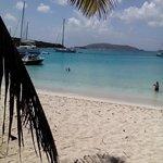 Tortuga beach culebrit Puerto Rico