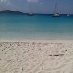 Tortuga beach on the island of Culebrita.