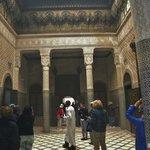 Typical Moorish architecture