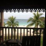Room 108 sea view balcony