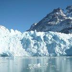 Vista glaciar
