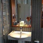 large bathroon