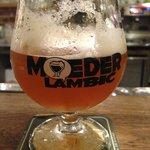 choix de bières incroyable !