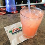 Cruzan 7 Mile Bridge Guava Punch